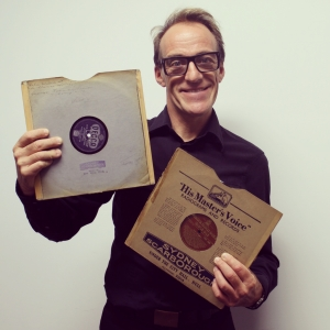 Tim Dalton, Record Store Day Australia 2015 Blogger and Outreach Communicator
