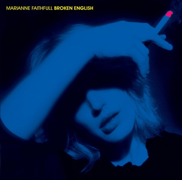 Album rescue series marianne faithful broken english like a lot of people my earliest recollections of marianne faithful is of a 17 year old pale waif princess singing the jaggerrichards 1964 composition of thecheapjerseys Gallery